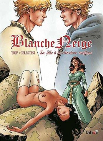 Couverture de l'album Blanche Neige (Trif) - 3. La Fille à la chevelure magique