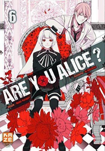 Couverture de l'album Are You Alice? - 6. Tome 6