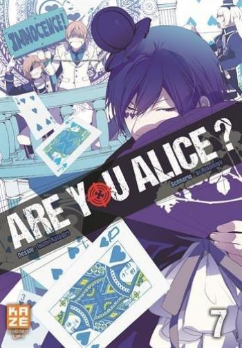 Couverture de l'album Are You Alice? - 7. Tome 7