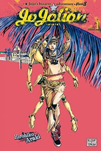 Couverture de l'album Jojo's Bizarre Adventure - Saison 8 - Jojolion - 1. Bienvenue à Morio