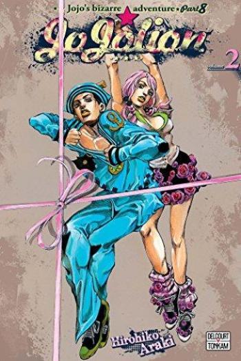 Couverture de l'album Jojo's Bizarre Adventure - Saison 8 - Jojolion - 2. Le Nom Josuke Higashikata