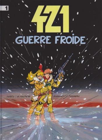 Couverture de l'album 421 - 1. Guerre froide