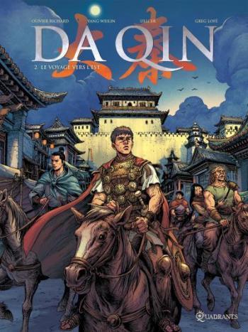 Couverture de l'album Da Qin - 2. Le Voyage vers l'est