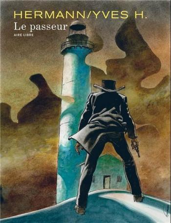 Couverture de l'album Le Passeur (Hermann) (One-shot)