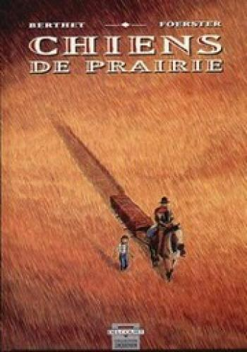 Couverture de l'album Chiens de prairie (One-shot)