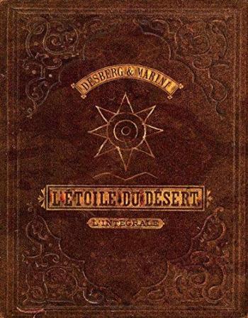 Couverture de l'album L'Étoile du désert - INT. L'Étoile du désert - L'Intégrale