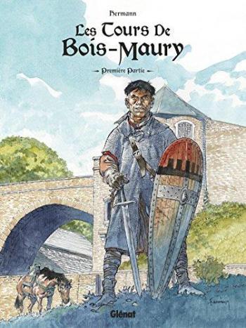 Couverture de l'album Les Tours de Bois-Maury - INT. Première Partie - Tomes 1 à 5