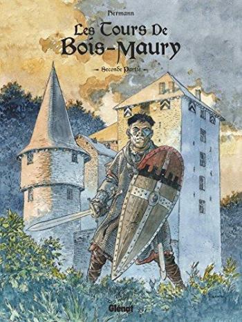 Couverture de l'album Les Tours de Bois-Maury - INT. Seconde Partie - Tomes 6 à 10