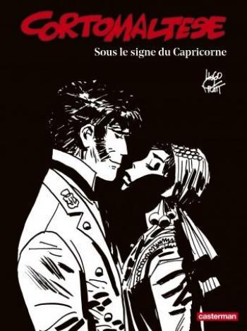 Couverture de l'album Corto Maltese (Casterman 2015) - 2. Sous le signe du Capricorne