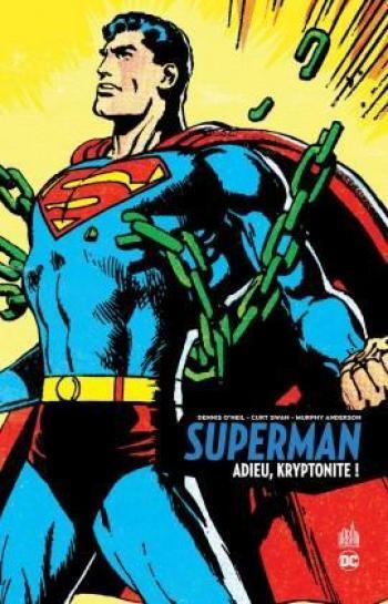 Couverture de l'album Superman - Adieu, Kryptonite ! (One-shot)