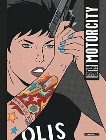 Couverture de l'album Motorcity (One-shot)