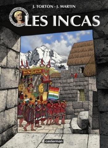 Couverture de l'album Les Voyages d'Alix - 25. Les Incas