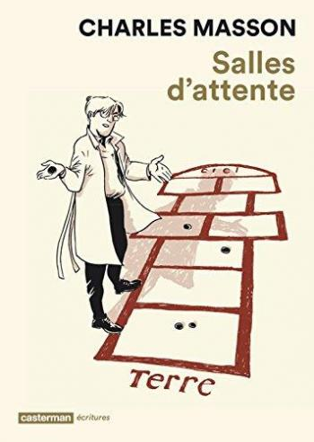 Couverture de l'album Salles d'attente (One-shot)