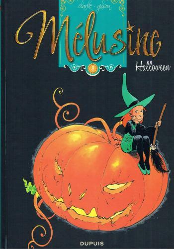 Couverture de l'album Mélusine - 8. Halloween