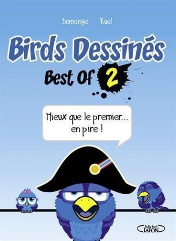 Couverture de l'album Birds dessinés - Le Best-of - 2. Best of 2