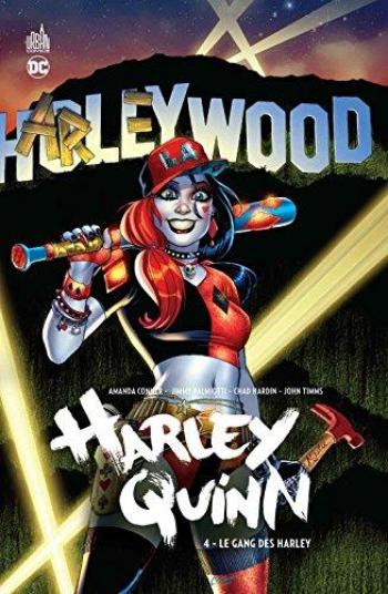 Couverture de l'album Harley Quinn - 4. Le gang des Harley