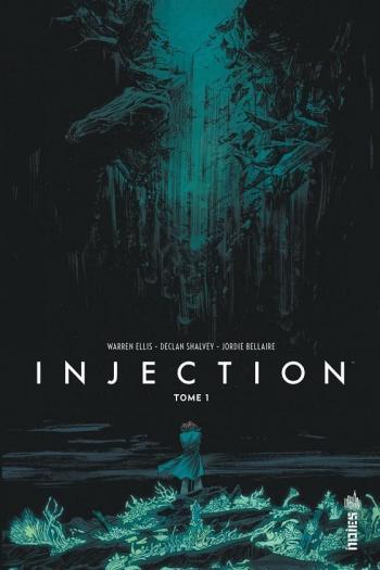 Couverture de l'album Injection - 1. Tome 1