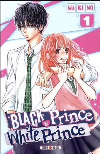 Couverture de l'album Black Prince & White Prince - 1. Tome 1