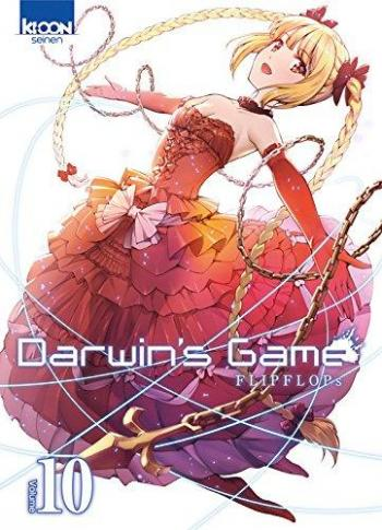Couverture de l'album Darwin's Game - 10. Tome 10