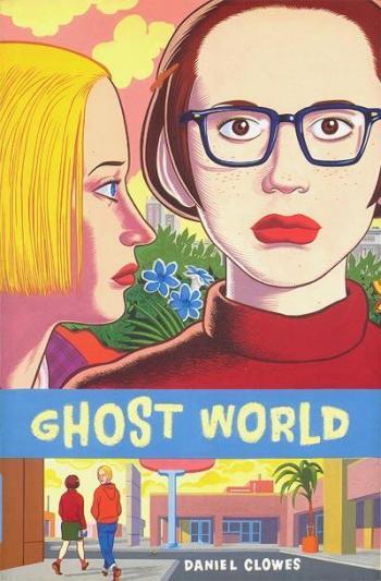 Couverture de l'album Ghost World (One-shot)