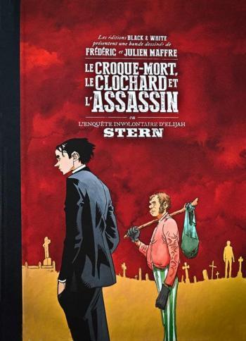 Couverture de l'album Stern - 1. Le Croque-mort, le clochard et l'assassin
