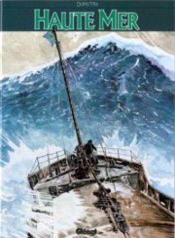 Couverture de l'album Haute mer (One-shot)