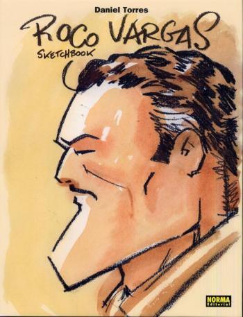 Couverture de l'album Roco Vargas - HS. Roco Vargas - Sketchbook