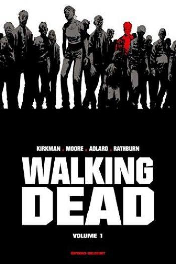 Couverture de l'album Walking Dead - INT. Volume 1 - Tomes 1 et 2