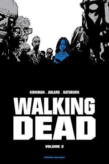 Couverture de l'album Walking Dead - INT. Volume 2 - Tomes 3 et 4