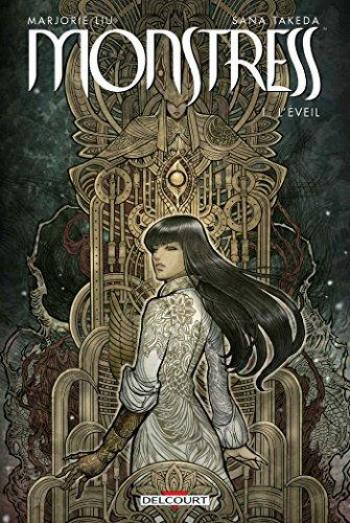 Couverture de l'album Monstress - 1. L'Éveil