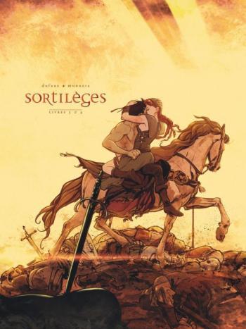 Couverture de l'album Sortilèges - INT. Sortilèges - Tomes 3 et 4
