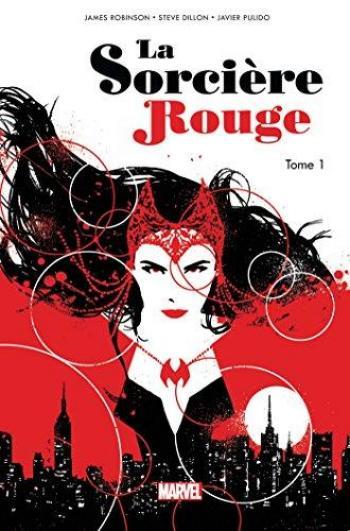 Couverture de l'album La Sorcière rouge - 1. La Route des sorcières