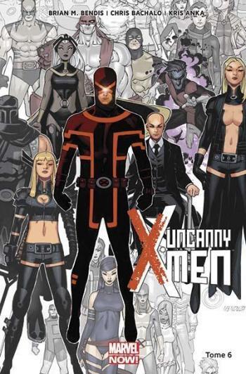 Couverture de l'album Uncanny X-Men (Marvel Now!) - 6. Le procès de Henry McCoy