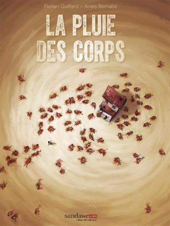 Couverture de l'album La Pluie des corps (One-shot)