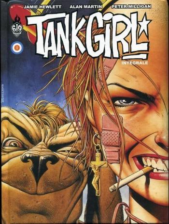 Couverture de l'album Tank Girl - INT. Tank Girl
