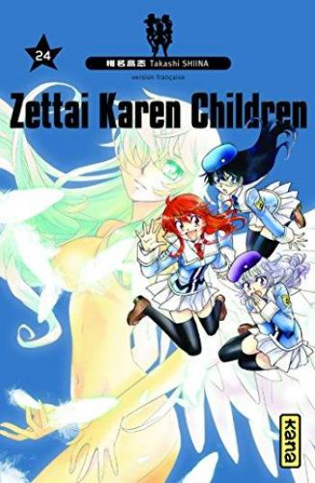 Couverture de l'album Zettai Karen Children - 24. Tome 24