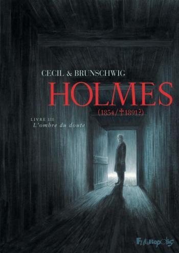Couverture de l'album Holmes (1854/1891 ?) - 3. L'ombre du doute