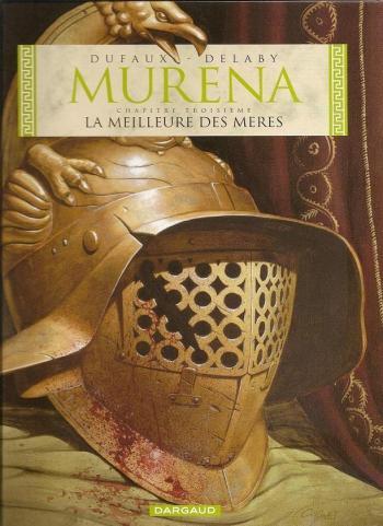 Couverture de l'album Murena - 3. La Meilleure des mères