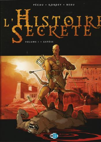 Couverture de l'album L'Histoire secrète - 1. La génèse