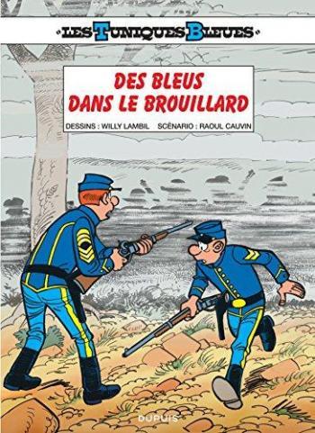 Couverture de l'album Les Tuniques bleues - 52. Des bleus dans le brouillard
