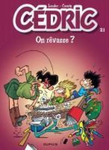 Couverture de l'album Cédric - 21. On rêvasse ?