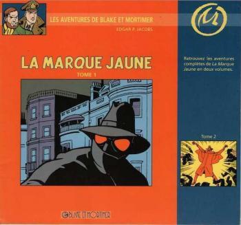 Couverture de l'album Blake et Mortimer (Blake et Mortimer) - HS. La Marque jaune - Tome 1