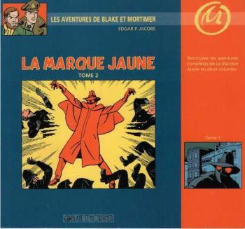 Couverture de l'album Blake et Mortimer (Blake et Mortimer) - HS. La Marque jaune - Tome 2