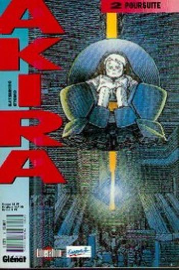 Couverture de l'album Akira (Kiosque) - 2. Poursuite