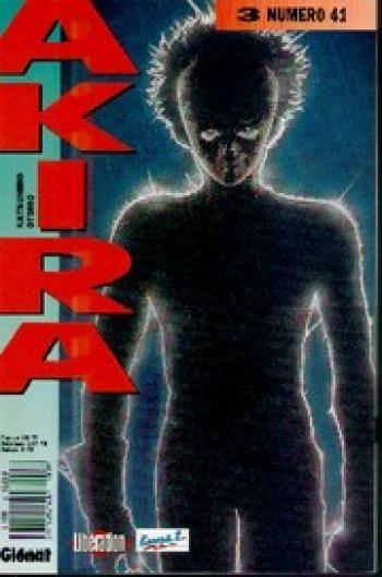 Couverture de l'album Akira (Kiosque) - 3. Numéro 41