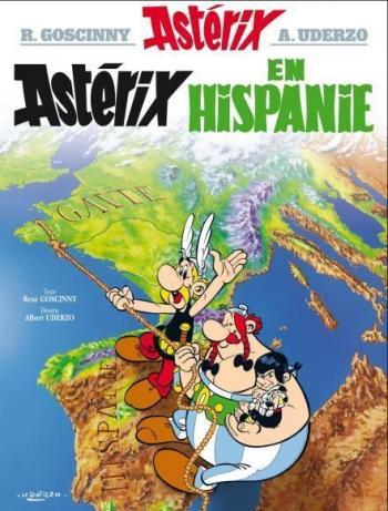 Couverture de l'album Astérix - 14. Astérix en Hispanie
