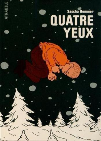 Couverture de l'album Quatre yeux (One-shot)