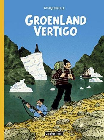 Couverture de l'album Groenland Vertigo (One-shot)