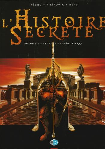 Couverture de l'album L'Histoire secrète - 4. Les Clés de Saint Pierre