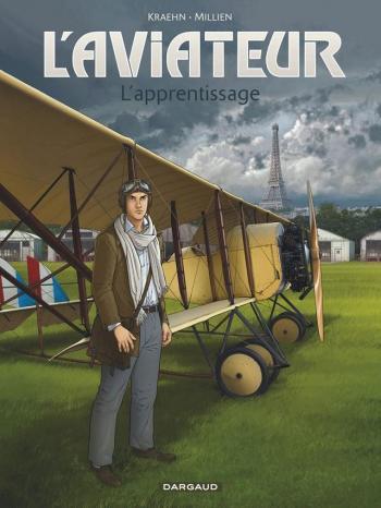 Couverture de l'album L'Aviateur - 2. L'Apprentissage
